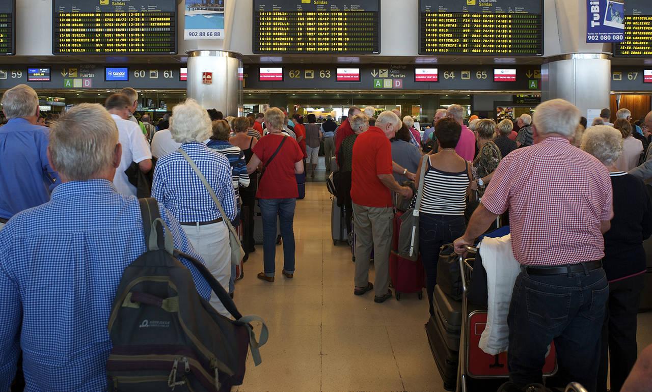Preocupa el alto porcentaje de turistas sin seguro