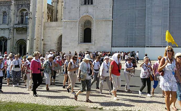 Europa y Oriente Medio lideran el 'boom' del Turismo mundial en el semestre