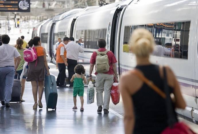 Renfe prevé que la crisis agrave su pérdida de viajeros