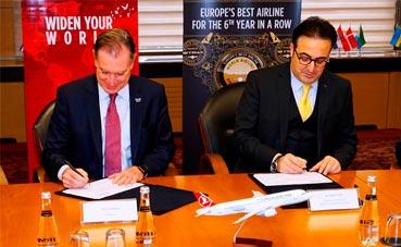 Turkish Airlines elige Panasonic para el entretenimiento