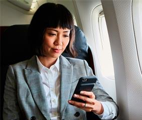 Turkish Airlines ofrece Wi-Fi gratuito en sus vuelos a Estados Unidos