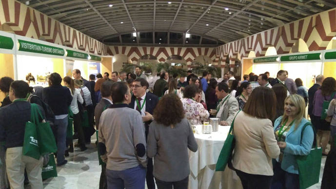 Grandes grupos turísticos en el TurNexo Andalucía