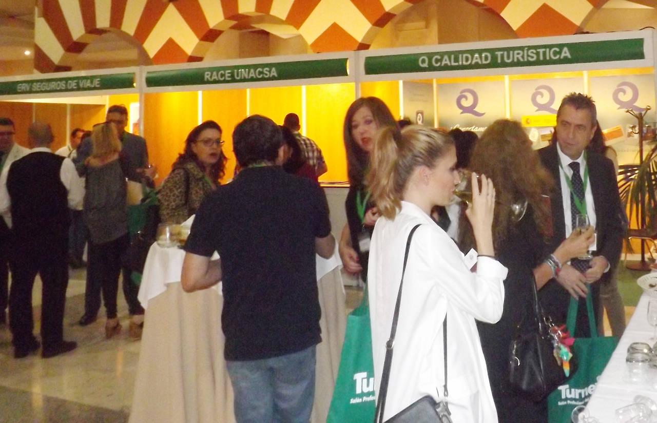 Sevilla alberga el primero de los cinco Salones TurNexo