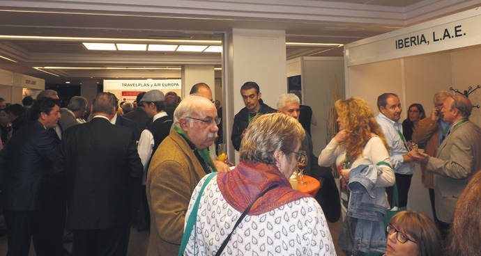 Cita para los agentes de viajes en el Salón TurNexo Madrid