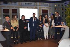 La presentación de la nueva marca tuvo lugar en el Hotel Mayorazgo.