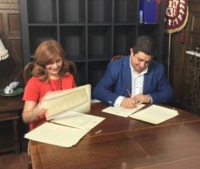 La Diputación de Jaén colabora en la reforma del Hospital de Santiago