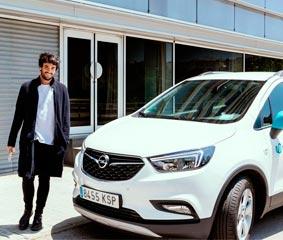 Ubeeqo incorpora 75 nuevos vehículos ECO en Madrid