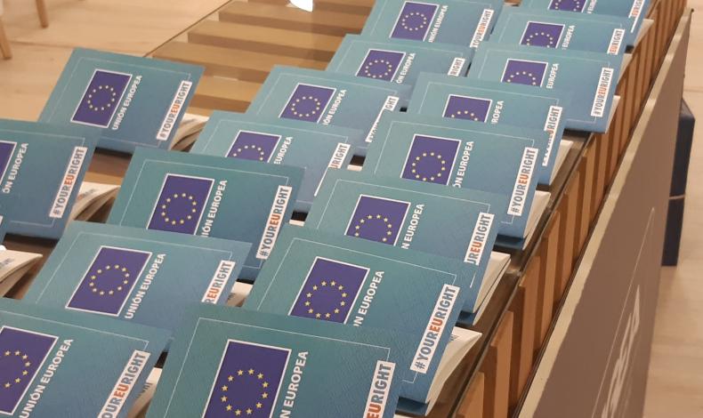 Campaña de la UE para que los turistas sepan sus derechos