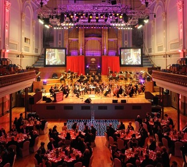 Eventos y shows, Live from the Ulster Hall