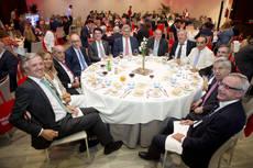 Jesús Nuño de la Rosa asistió a la Cena de Gala organizada por NEXOTUR para presentar la obra Análisis de Actualidad del Turismo y Agencias de Viajes en España.