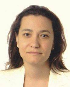 La responsable de la Asesoría Jurídica de UNAV, Mª Dolores Serrano.