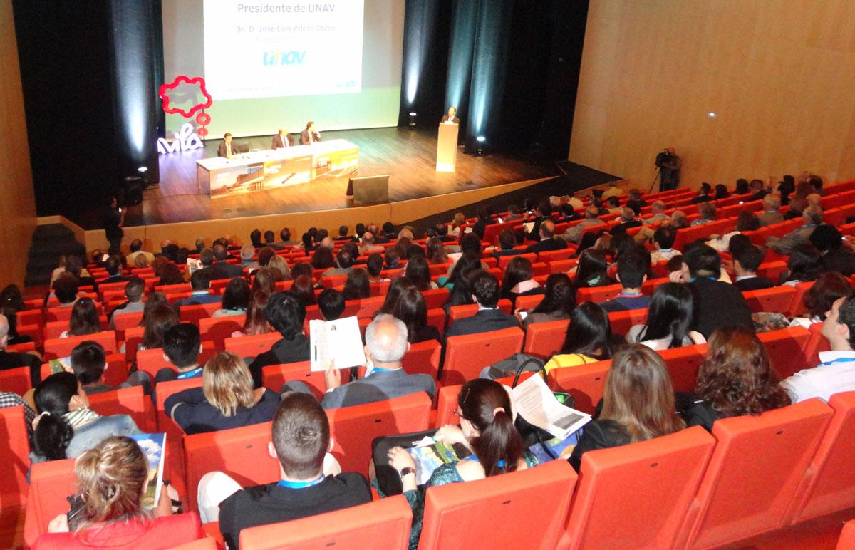 El Congreso de UNAV congregará a 200 profesionales