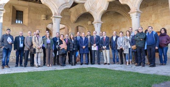 El octavo centenario de la Universidad de Salamanca llenará la ciudad de congresos