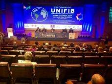 El Congreso de UNIFIB en Gran Canaria.