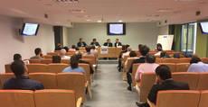 Jornada de la Unión Empresarial por la Promoción Turística de Madrid.