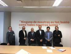 La Unión  por la Promoción Turística de Madrid se ha reunido con Ciudadanos.