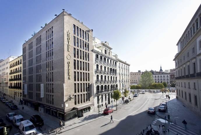 El Hotel Ópera y el Hotel Meninas en la 'Madrid Hotel Week'