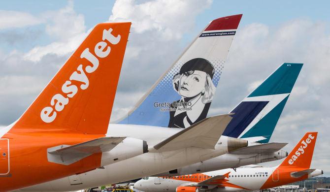 EasyJet nutrirá la red de largo radio de Norwegian