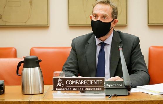 Valdés: 'Los ERTE para el Turismo han supuesto 2.621 millones de euros'