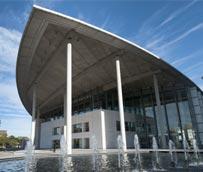 El Palacio de Congresos de Valencia, sede de un congreso sobre cuidados renales