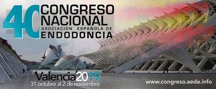 Valencia, sede del Congreso de la Asociación Española de Endodoncia