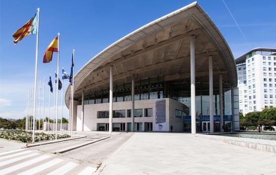 Palacio de Congresos de Valencia reunirá a más de 18.000 personas hasta final de año