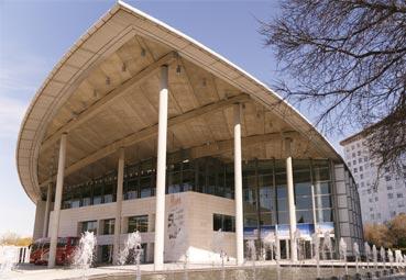 Palacio de Valencia doblará su actividad internacional