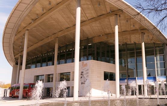 Las buenas cifras del Palacio de Congresos de Valencia amortizarán su deuda este año