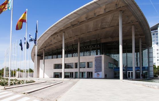 La primavera llevará a 7.000 delegados al Palacio de Congresos de Valencia
