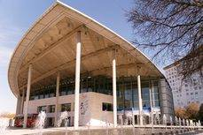 Palacio de Congresos de Valencia.