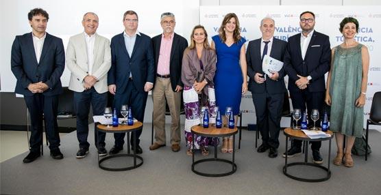 Valencia presenta el Plan Estratégico de Turismo con el MICE como protagonista