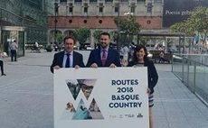 El País Vasco gana la candidatura de 'Routes 2018'