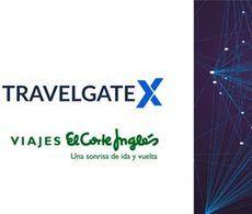Alianza entre Viajes el Corte Inglés y TravelGateX