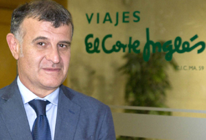 La facturación de Viajes El Corte Inglés aumenta por encima del 2% en el semestre