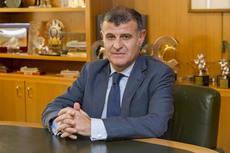 El director general de Viajes El Corte Inglés, Miguel Ángel de la Mata.