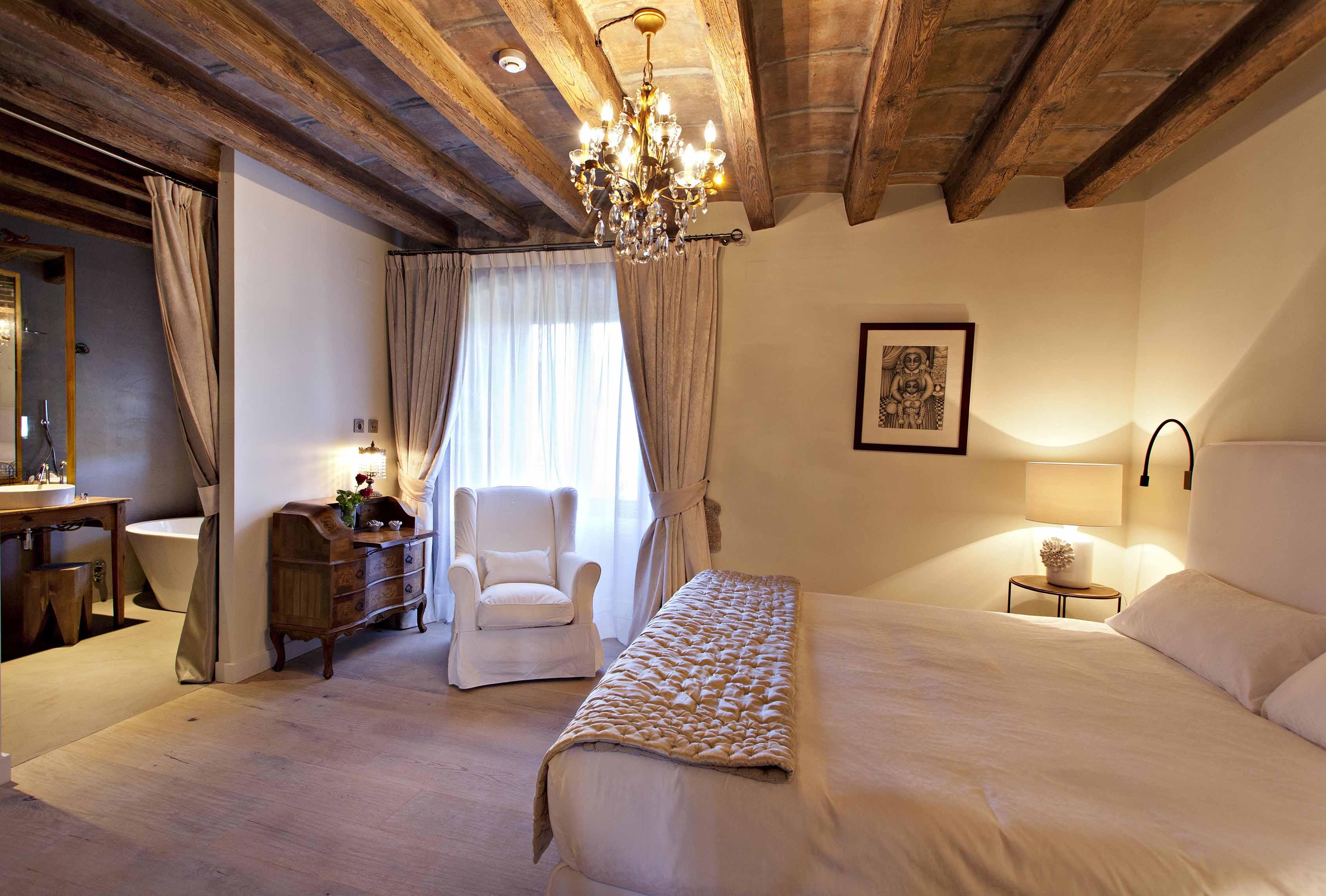 El hotel la vella farga un destino en el pirineo catal n - Hotel en pirineo catalan ...