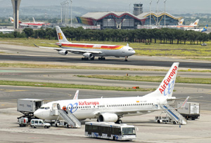 Iberia y Air Europa resisten en Venezuela a pesar de los impagos y la grave crisis