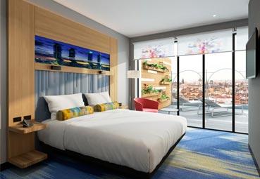 CBRE confirma la venta del hotel Aloft Madrid Gran Vía a Henderson Park