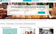 VenuesPlace quiere aumentar su oferta de espacios