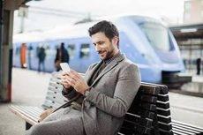 El viajero de negocios tiene multitud de aplicaciones para su trabajo.