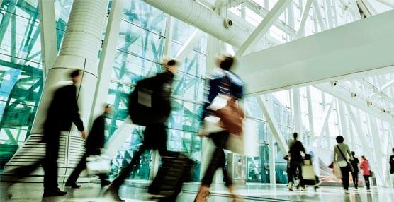Los viajes de negocios hacen más productivo el trabajo de los profesionales