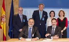 Viajes El Corte Inglés firma el contrato del CORA