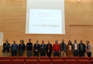 Visita de Viajes ECI al Palacio de Córdoba