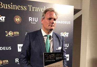 Viajes ECI, 'Mejor Agencia de Viajes de Negocios 2019'