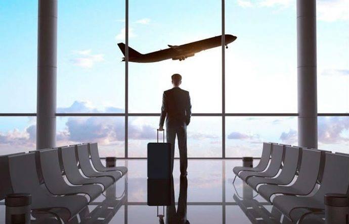 Las empresas españolas utilizan la clase Turista en sus desplazamientos aéreos