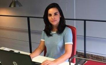 Victoria Gil, nueva directora de BEON en Barcelona