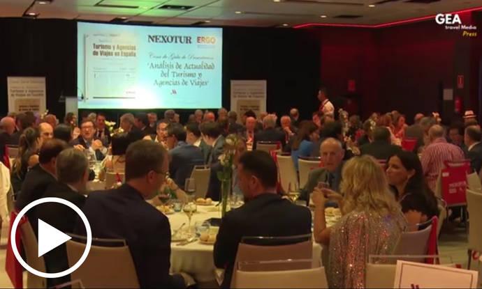 Vídeo resumen de la cena de gala del Grupo NEXO