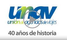 UNAV resume en un vídeo sus 40 años de historia asociativa