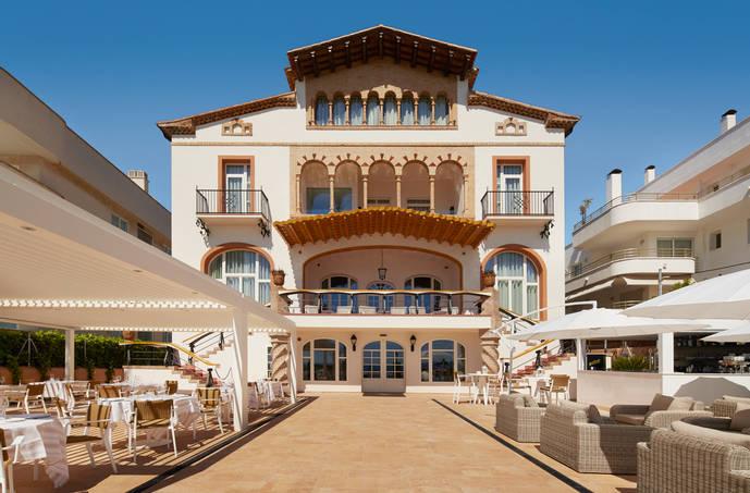 El Hotel Casa Vilella reaparece reformado