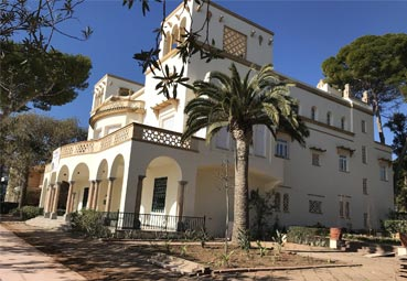 Benicàssim presenta a la sociedad el Palacio Villa Elisa